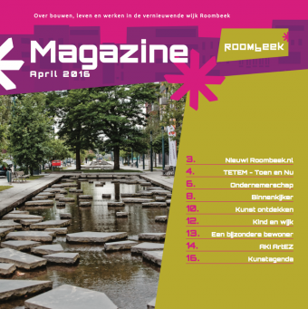 Roombeek Magazine April 2016