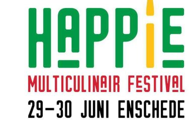 Multiculinair festival Happie